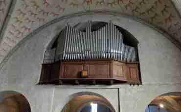 Vespro d'organo (In albis)